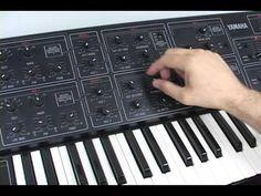 Yamaha CS-15 Synthesizer Demo