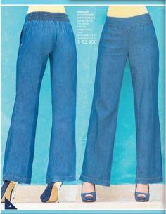 Fashion Pants, Fashion Outfits, Womens Fashion, Dress Paterns, Sewing Pants, Denim Ideas, Dress Codes, Slacks, Jeans Style