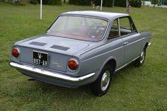 FIAT 850 coupé Vignale 1965
