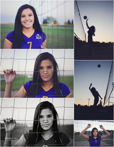 Senior photography Sports  North Dakota Senior Photos volleyball