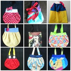 Cutest tote bags ever!