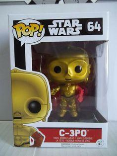 FUNKO MYSTERY MINIS DISNEY STAR WARS CLASSIC C-3PO VINYL FIGUR 1//12