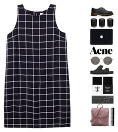 """""""TOP SET 8.18.16"""" by ashola18 ❤ liked on Polyvore featuring Olive + Oak, Dr. Martens, Oliver Peoples, Birkenstock, Butter London, GHD, DrMartens and black"""