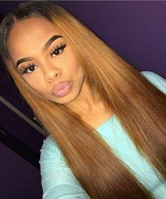 Pinterest Sweetness Colored Weave Hairstyles Blonde Straight Black