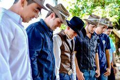 Cowboys, Casamento Country, Country Wedding