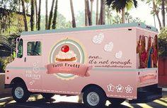 Tutti Frutti Truck listed on www.Fashiontruckfinder.com Find ALL fashion trucks operating nationwide there