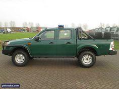 Ford, Ranger 2.5 4x4