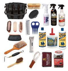 Grooming Essentials by abbyjo1612 on Polyvore