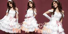 Ero Shiro Hime Lolita Model