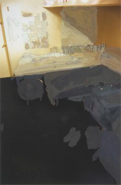 eugenie studio-  Gouache on c-print