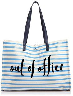 a0d1244e59 kate spade new york California Dreaming Out Of Office Beach Tote Handbags -  Bloomingdale's