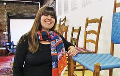 Brandy Clements: Chair Caner