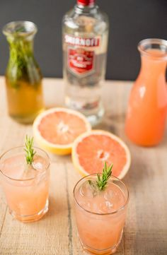 20 Swanky Spring Cocktails That Will Impress Everyone You Know