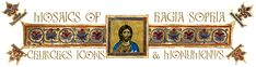 The Mosaics of Hagia Sophia, Churches, Icons and Monuments Hagia Sophia, Bacchus, Amazing Drawings, Byzantine, Wonderful Images, Monuments, Mosaics, Istanbul, Survival