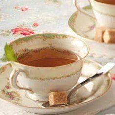 Tea Time Break....Lavender Mint Tea