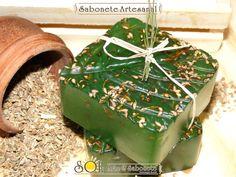 Sabonete de Erva doce Kit, Soap Making, Gift Wrapping, How To Make, Natural, Design, Soap Recipes, Shaving, Handmade Soaps
