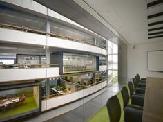 BP Raffinaderij Office, Rotterdam by Group A