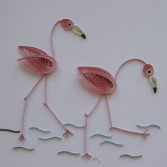 Image result for Paper Quilling Animals