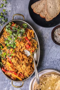 Masala Egg Bhurji / Indian Style Egg Scramble / #eggbhurji #eggscramble Best Indian Recipes, Ethnic Recipes, Ash Recipe, Egg Bhurji, Spicy Chili, Stuffed Sweet Peppers, Egg Scramble, Scrambled Eggs, Egg Recipes