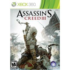 Assassin's Creed 3 (Xbox 360): Games : Walmart.com