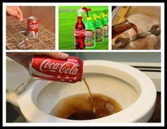 25 Practical Uses of Coca-Cola | UsefulDIY.com Follow Us on Facebook ==> http://www.facebook.com/UsefulDiy