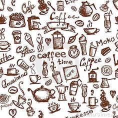 Coffee Bean Stamp Stock Photos, Images, & Pictures – (688 Images) - Page 5