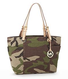 Michael Kors Jet In Camo Yes I Will Add This To The