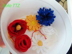 #wiosenne #kwiaty #szydełkowe #crochet #flowers Koło Technik Trochę Zapomnianych: KURA WSPIERA - MARCOWA WYLĘGARNIA KUR