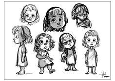 Habib Louati: Sketches