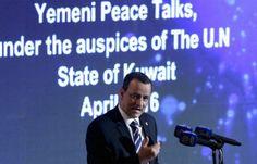 اخبار اليمن مباشر الان الثلاثاء 23/5/2017 ولد الشيخ في صنعاء : 3 أهداف أولها هدنة رمضانية