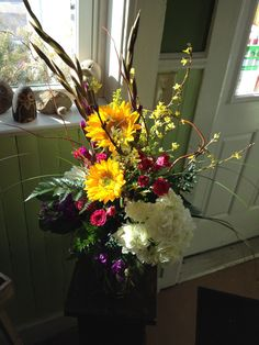 Beautiful mixed arrangement