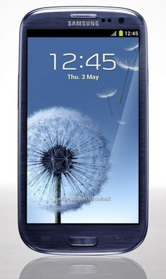 Samsung Galaxy S3 - I want that wallpaper on my phone.