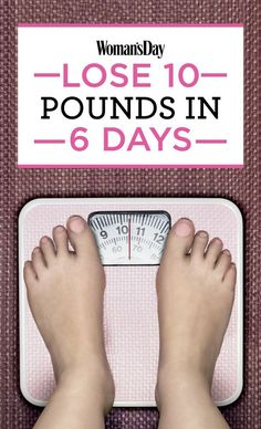 An Easy 6-Day Plan To Lose 10 Pounds  find more relevant stuff: victoriajohnson.wordpress.com