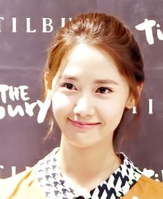 Yoona - Cute Smile SNSD Girls Generation