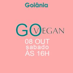 www.facebook.com/Go-Vegan-Feira-Criativa-e-Gastronômica-1082030858537685    ★ Produtos veganos são feitos sem nenhum componente de origem animal, seja secreção (leite, ovos, etc), corpos (carne, pele, ossos, etc) ou tortura (ex.: testes laboratoriais) ★ Assista ao documentário Terráqueos e faça parte da mudança!  #eventovegano #veganismo #vegana #vegano #vegetarianismo #vegetariana #vegetariano #aplv  #semleite #zeroleite #lactose #semlactose #zerolactose #semcrueldade #pelosanimais #goiania