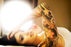 Ok if I ever sleeved my arm it would look like this #inked #tattoos #sleeves