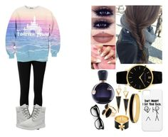 """""""Untitled #386"""" by kingbella on Polyvore featuring Max Studio, Lacoste, Timberland, Lana, Halcyon Days, Larsson & Jennings, Juicy Couture and River Island"""