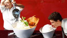Restaurant Die Waid – Google+ Pudding, Restaurant, Sign, Google, Desserts, Food, Tailgate Desserts, Deserts, Eten