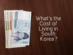 If you're thinking about visiting or moving to South Korea, you may have questions about everyday costs. The cost of living in South Korea is rather low.