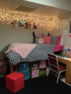 xFashionistaGirlx: College Dorm Decor Series - Part 2