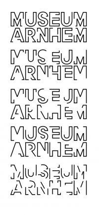 Lava – Dynamic visual identity for Museum Arnhem Museum Identity, Museum Branding, Brand Identity Design, Logo Design, Dynamic Design, Creative Typography, Design System, Visual Identity, Identity Branding