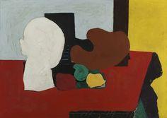 Arshile Gorky - Natura Morta (rosso e giallo), 1930