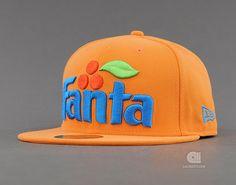 New Era Fanta Cap! #retro