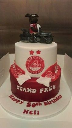 Image result for aberdeen football club wedding cakes