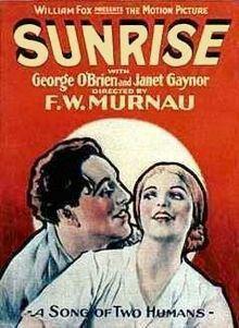 #63. Sunrise (1927) ** directed by F.W. Murnau