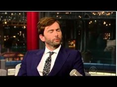 carmelo Monaco on YouTube David Tennant @ Letterman Show (29\10\2014) link: http://youtu.be/MClNKJLgE4c,  David Tennant is asked about filming ''Gracepoint'' in British Columbia, Canada and life after being the 10th Doctor.