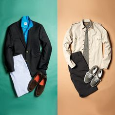 How to Dress During Seasonal Changes #stepbystep