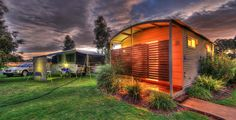 Site accommodation - Deluxe Ensuite Site - BIG4 Deniliquin Holiday Park. If you're looking for that little bit extra on your next Deniliquin caravan or camping trip, then our Deluxe Ensuite Sites are for you!