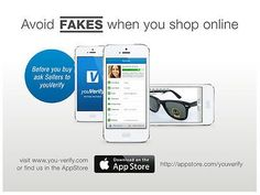 How to Identify Genuine products on eBay. Verifies sellers and items which allow buyers to shop with more confidence