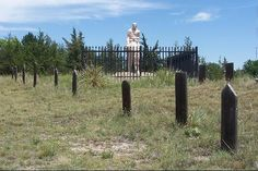 Boot Hill Cemetery,Ogallala, Nebraska